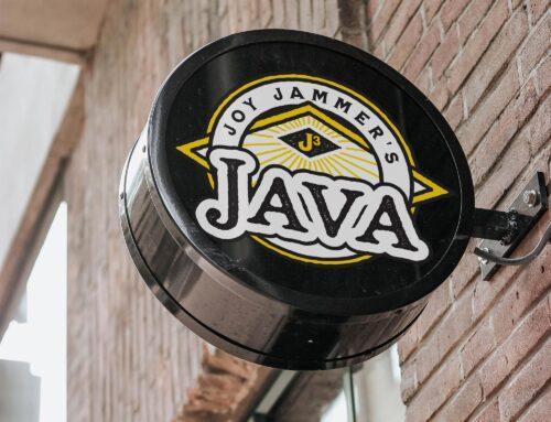 Joy Jammer's Java Logo